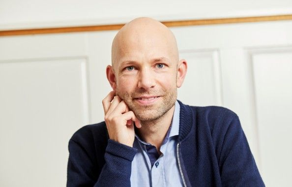 Psykolog Mattias Lindekilde Vejle